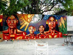 Taller de Muralismo Quilmes, Juan Bauk