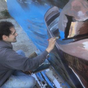 Cristian English - Talleres de Muralismo Personalizados