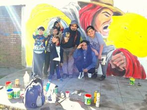 Talleres Muralismo para Niños
