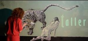 Taller anual de pintura con orientación al mural