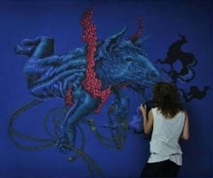 Taller de Muralismo Intensivo