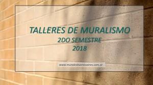 Talleres de Muralismo - Buenos Aires