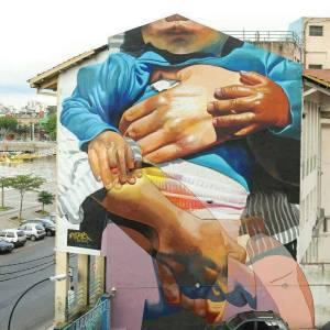 Imagen publicada en Urban Canvas