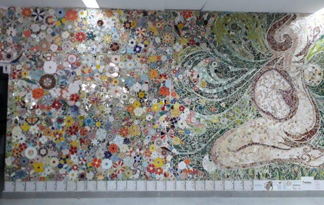 Mosaiquismo Karina Zinik