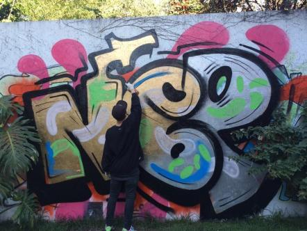 Graffiti, Lettering