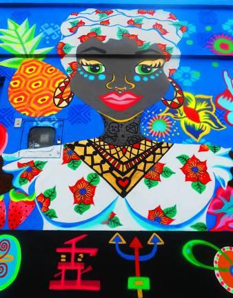Murales Mujeres