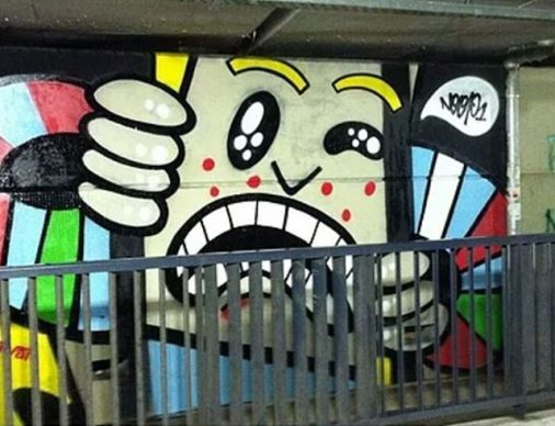 Street Art Buenos Aires, Graffiti, Murales, Noop1