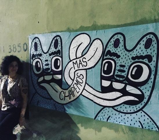 Pegatinas Buenos Aires, Pola