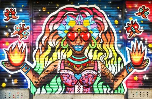 Muralismo Persianas Buenos Aires