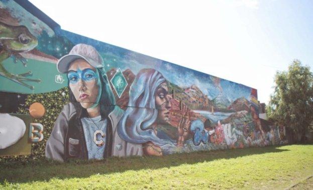 Festival Internacional de Arte Urbano DeInstinto