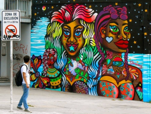 Street Art, arte urbano, murales, muralismo