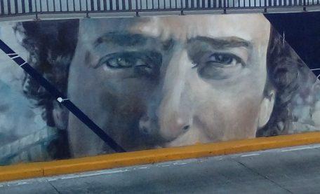 Mural Gustavo Cerati