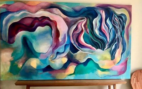Lucila Matisic Paintings